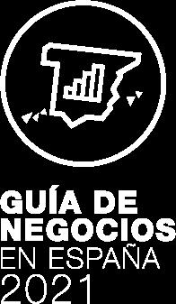 Logotipo de la Guía de Negocios en España 2021